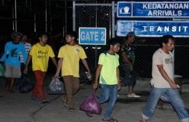TKI ILEGAL: Imigrasi Tolak Keberangkatan 13 WNI