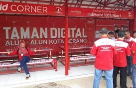 Dari Serang, Telkom 'Menyerang' Pasar Banten dan Kopassus