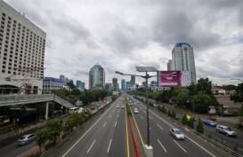 Diguyur Hujan, Jakarta Ramai Lancar