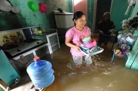 Perumahan Taman Cikas Banjir, Warga Protes Pengembang