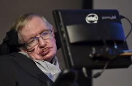 Stephen Hawking Bicara 5 Wanita Terkuat, Siapa Saja?