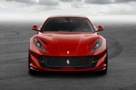 Ferrari 812 Superfast 800-cv Andalkan Kelincahan Sistem…