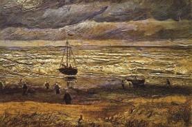Hilang Selama 14 Tahun, Dua Lukisan Vincent Van Gogh…