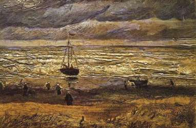 Hilang Selama 14 Tahun, Dua Lukisan Vincent Van Gogh Kembali ke Museum