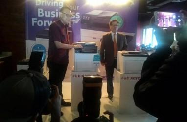 Fuji Xerox Keluarkan Tiga Jenis Printer Generasi Baru