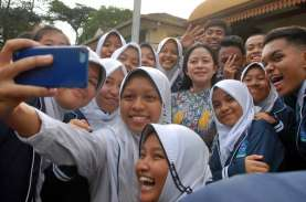 UNDP: Indeks Pembangunan Manusia Indonesia Naik Pesat