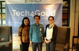 Microsoft Indonesia Gelar Tech4Good