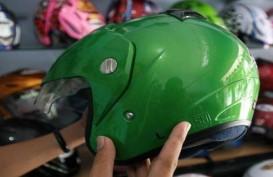 Alarm Helm Ini Dirancang Mahasiswa Lampung