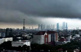 Melawi Hujan Petir. Ini Prakiraan Cuaca Seluruh Kalbar