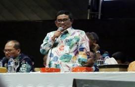 Sumarsono Resmikan Toko Souvenir Betawi di Lenggang Jakarta