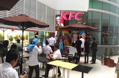Laba Bersih Fast Food Indonesia (FAST) Naik 64,35 Persen