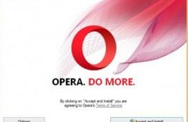 Opera Rancang Fitur Unduh Cepat Android