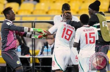 Laga Persahabatan Senegal-Pantai Gading Ricuh, Pemain Diserang Penonton
