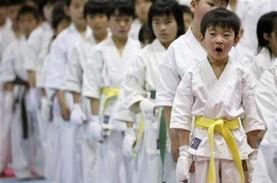 Forki Kirim 5 Karateka Bertarung di Dubai