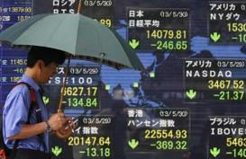 Penjualan Ritel Februari Berkurang, Nikkei 225 & Topix Berakhir Mixed