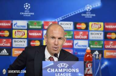 TIMNAS BELANDA: Ini Permintaan Arjen Robben