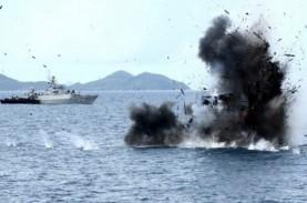 Kapal Vietnam Lakukan Penangkapan Ikan Ilegal di Natuna