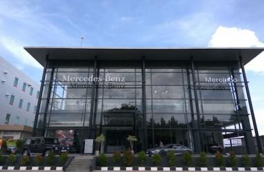 Mercedes-Benz Buka Diler Baru di Sunter