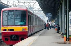 Tarif KRL Commuter Rangkasbitung–Tanah Abang Rp8.000