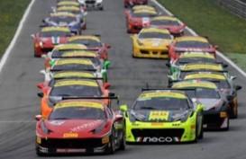 Ferrari Challenge Asia Pacific Ramaikan F1 Singapura