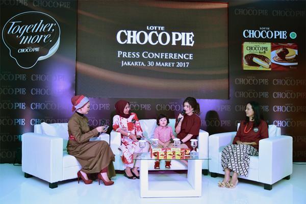 Peluncuran Lotte Chocopie - Istimewa