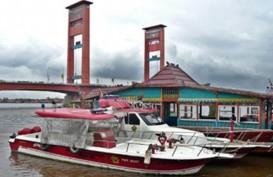 Sungai Musi Masih Wisata Andalan di Sumsel