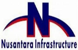 Nusantara Infrastructure Catat Kenaikan Laba 13%