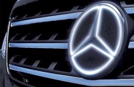 Mercedes Benz-Bosch Ciptakan Robo-Taksi