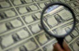 DOLAR AS: Catatan Fed Merembes Tipis ke Gerak Indeks