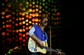 Orang Indonesia Antre Nonton Coldplay di Bangkok