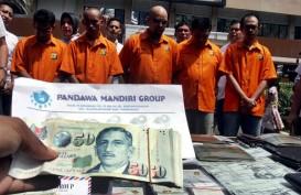 INVESTASI BODONG: Polda Metro Limpahkan Berkas KSP Pandawa Grup