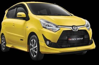 Toyota Klaim New Agya Teraman di Kelasnya