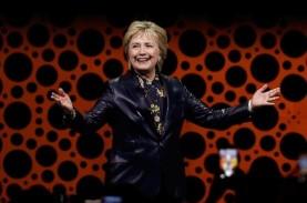 Berubah Total, Begini Penampilan Baru Hillary Clinton