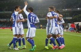 Hasil Liga Spanyol: Sociedad Jaga Slot Liga Europa, Gijon Bersiap Degradasi