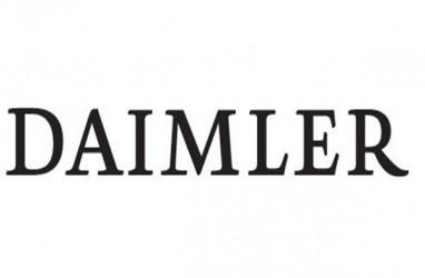 Pendapatan Daimler Naik Melebihi Ekspektasi