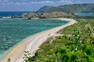 Balap Sepeda Tour de Lombok Mandalika Dimulai