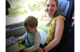 Ajak Si Kecil Traveling Naik Kereta Api? Simak 5 Tips Ini!