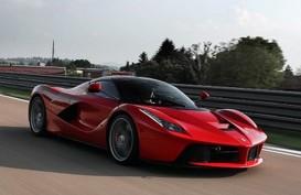 Ferrari Buka Taman Hiburan di Spanyol
