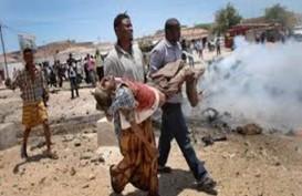 Somalia di Ambang Kelaparan & Wabah Kolera