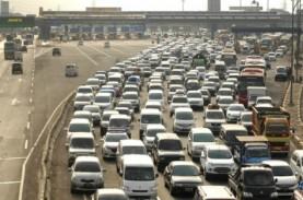 ARUS BALIK LONG WEEKEND: 98.000 Kendaraan Diprediksi…