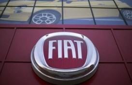 Fiat Tak Tertarik Merger Dengan Perusahaan Lain