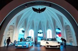 Penjualan Porsche di Seluruh Dunia Alami Kenaikan