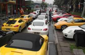 Porsche-Microsoft Kolaborasi Kembangkan Game Balap Mobil