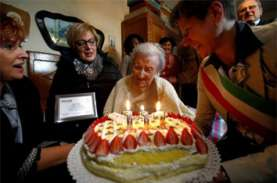 Usia 117 Tahun, Orang Tertua di Dunia Ini Meninggal…