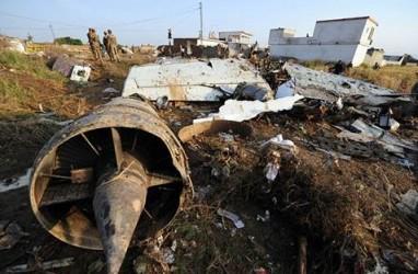Pesawat Pribadi Jatuh di Portugal, Lima Orang Tewas