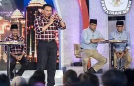 PILGUB DKI 2017 : Pendukung Kedua Paslon Saling Tuding Bagi Sembako