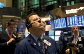 Indeks Dow Jones Berakhir Melemah