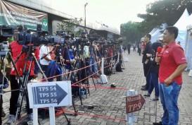 PILGUB DKI 2017: Begini Suasana Di TPS Tempat Ahok Mencoblos