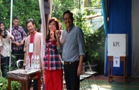PILGUB DKI 2017: Begini Suasana Di TPS Tempat Djarot Mencoblos