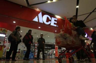 KINERJA KUARTAL I/2017: Penjualan ACES Tumbuh Dua Digit
